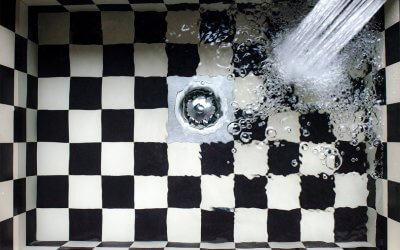 4 signs your drains might be blocked